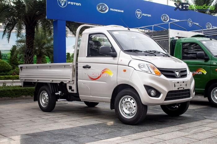 xe tải foton t3 trường giang thùng mui bạt giá chỉ 235 triệu
