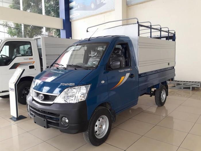 Giá xe tải 1 tấn Thaco Towner 990 Hỗ trợ trả góp ( tại Bình Phước - Đắk Nông) 0