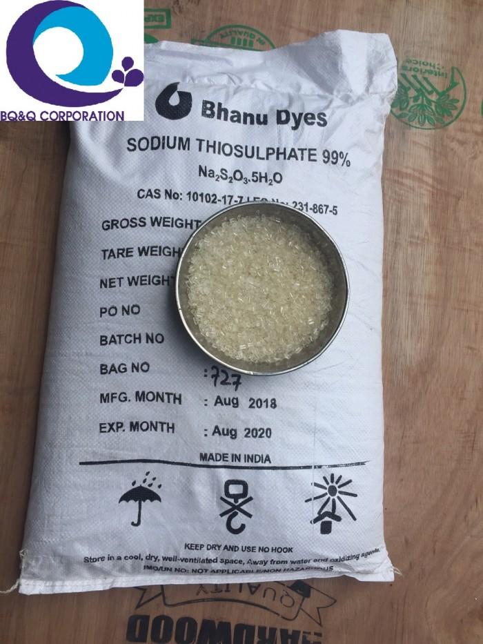 Mua bán Sodium Thiosulfate, chất khử chlorin, thuốc trừ sâu, xử lý nước, giá sỉ0