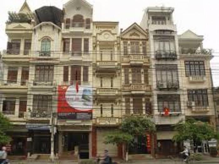 Bán nhà mặt phố Hào Nam 38m2x 4Tmặt tiền 4m kinh doanh sầm uất