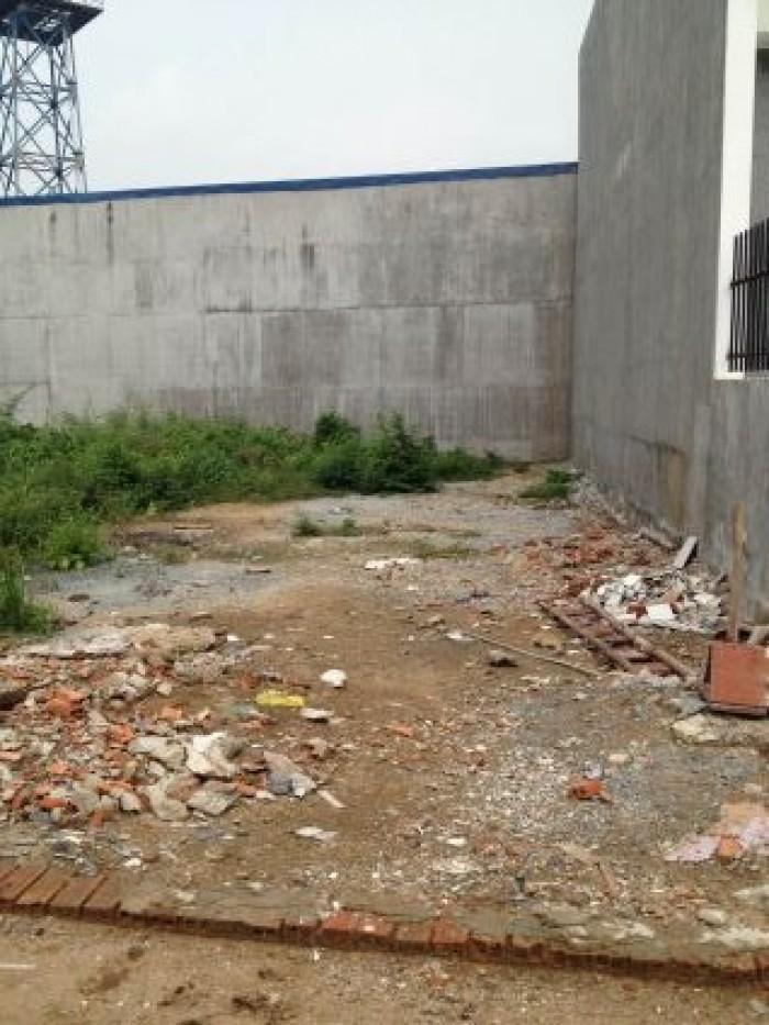 Cần tiền đề trả nợ bán gấp lô đất 125m2, Bình Tân. Lh chính chủ