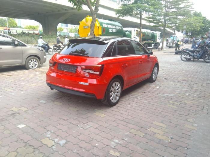 Audi A1 sản xuất năm 2016 Số tự động Động cơ Xăng