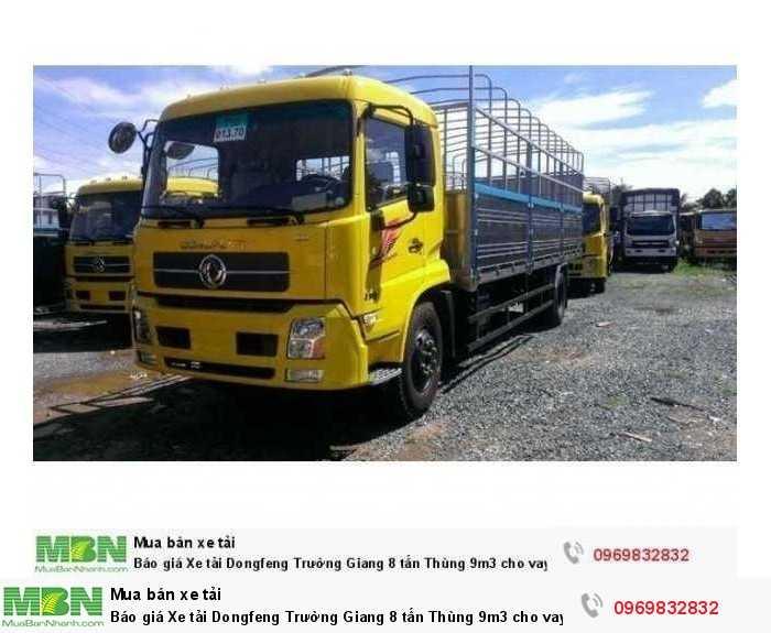 Dongfeng Khác sản xuất năm 2017 Số tay (số sàn) Xe tải động cơ Dầu diesel