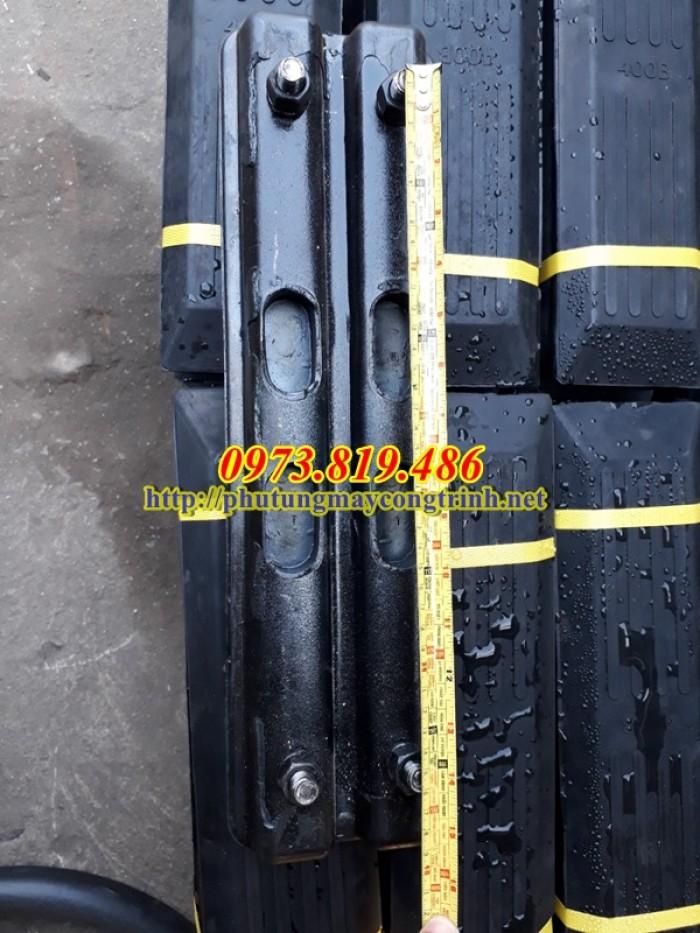 Guốc cao su máy xúc Kobelco SK75