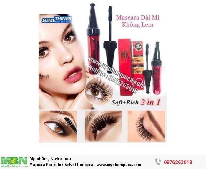 Mascara Peri's Ink Velvet Peripera - www.myphampuca.com