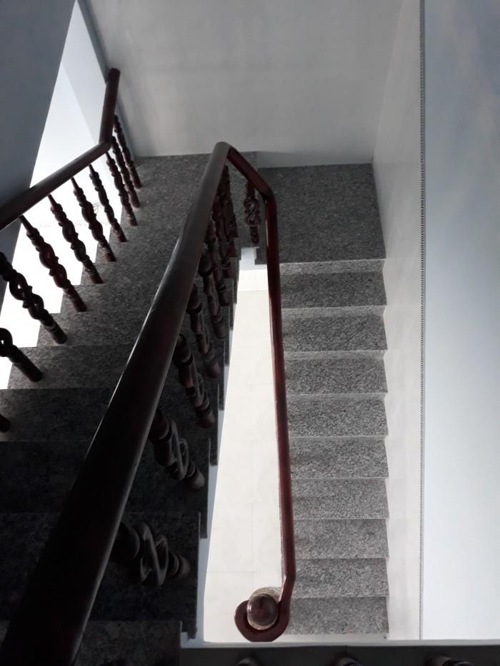 Cần tiền bán nhà gấp nhà mới 1 trệt, 1 lầu, gần KCN Tân Kim.