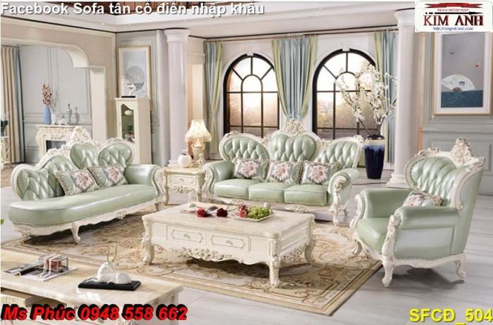 Cập nhật 5 mẫu sofa cổ điển góc l vừa đẹp, vừa sang chảnh cho phòng khách tại Bình dương, Đồng nai