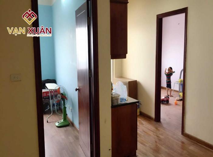 Bán chung cư giá rẻ Viện Bỏng Lê Hữu Trác - Thanh Trì 2PN sổ Đỏ - Nhận nhà ở ngay