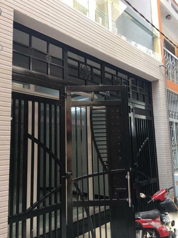 Bán nhà quận 3, Nguyễn Đình Chiểu, 46m2 x 3T, nhà đẹp – mới, gần đường, giá chỉ 7.7 tỷ