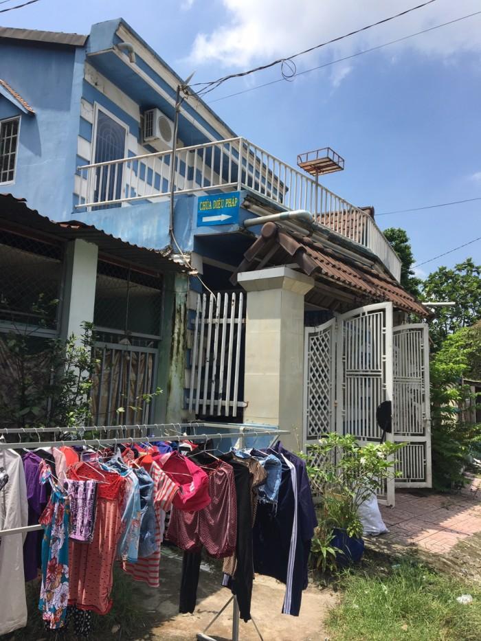 Nhà Lầu 7m X 13m  Đường Nhựa Ấp Cây Trắc Xã Phú Hòa Đông, Củ Chi
