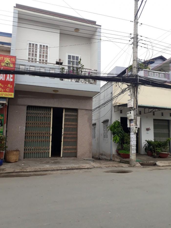 Bán nhà 2 MTKD đường Xuân Thới Thượng 16, 70m2, sổ riêng