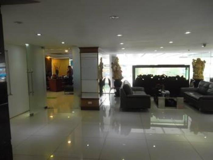Bán tòa nhà mặt phố Khuất Duy Tiến Thanh Xuân 295m2 xây 9 tầng mặt tiền 20m