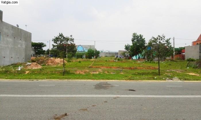 Bán gấp lô đất, MT đường QL1A gần ngay chợ Bình Chánh , có sổ hồng riêng