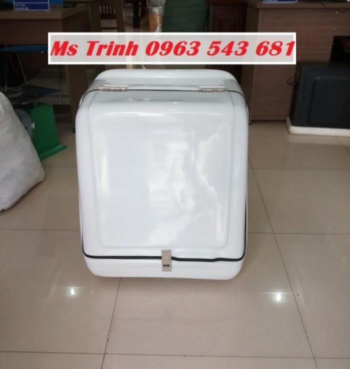 Thùng giao hàng, thùng giao quần áo, thùng giao đồ ăn nhanh giữ nhiệt, thùng giao bánh kẹo1
