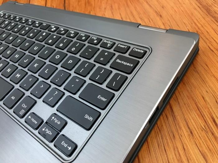 Dell inspiron 7353 Core i5 6200u Ram 8 SSD Cảm Ứng