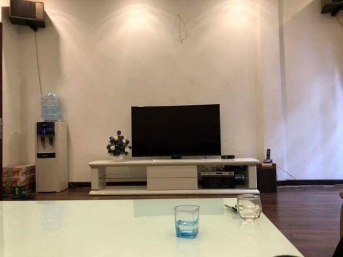 Nhà đẹp trung tâm Thanh Xuân,6 tầng, kinh doanh thuận lợi,ô tô tránh