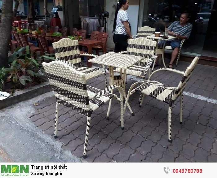 Xưởng bàn ghế1