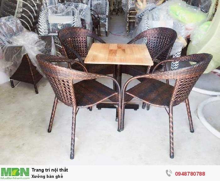 Xưởng bàn ghế3