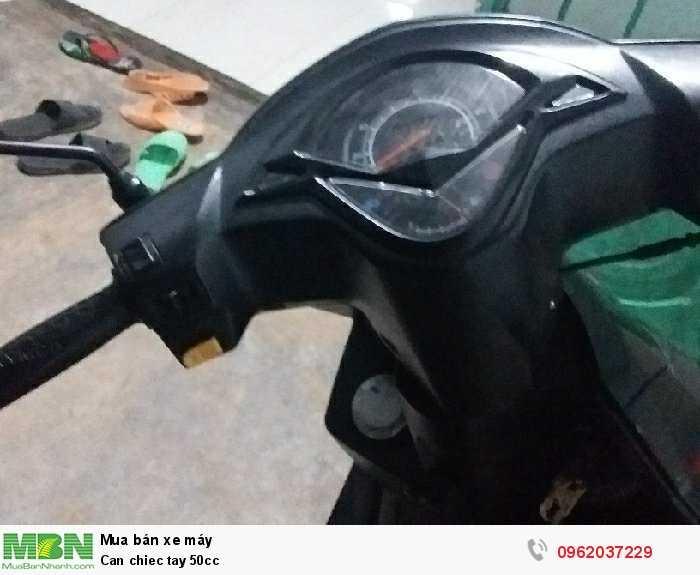 Cần chiếc tay 50cc
