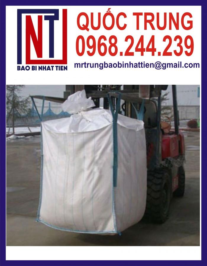 Bao Jumbo Đựng Hoa Chất: Xi Măng, Tro Bay, Hạt Nhựa, Phân Bón3