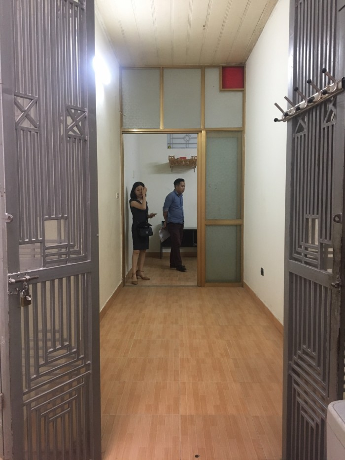 Bán nhà cấp 4 ngõ Gốc Đề, Minh Khai, diện tích 35m2