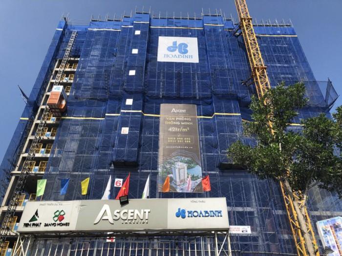 Định cư nước ngoài cần bán Hoàn Vốn căn hộ Officetel dự án Ascent Lakeside mặt tiền đường 70