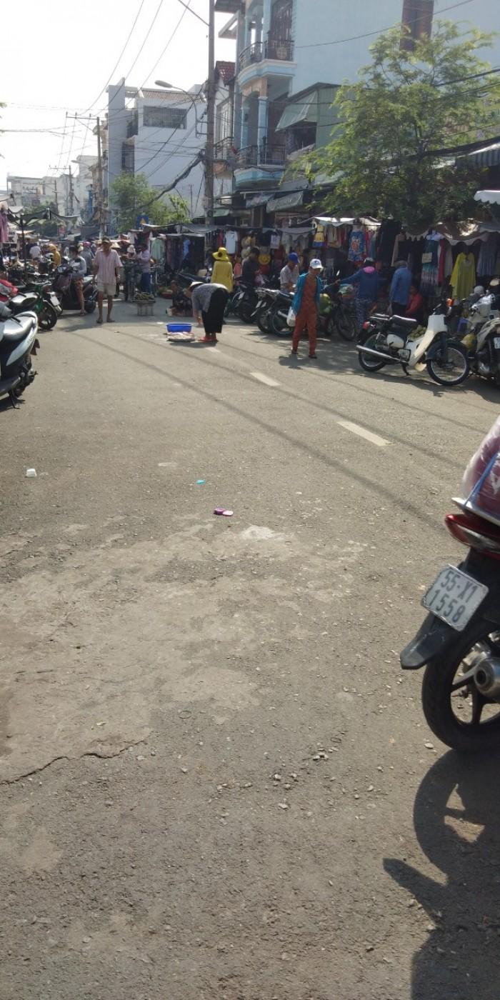 Bán nhà c4 mặt tiền đường 18 chợ Phước Bình q9