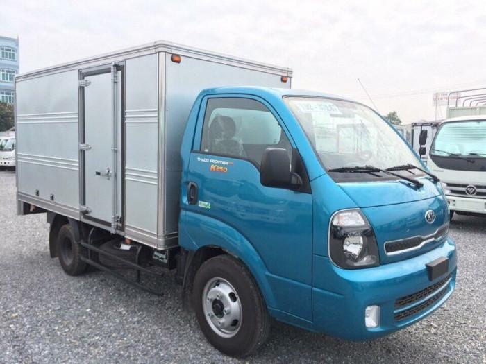 Xe Tải Kia K190 - K250 . Hỗ Trợ trả góp với lãi suất ưu đãi ( Tổng tải trọng dưới 5 tấn đi vào thành phố)