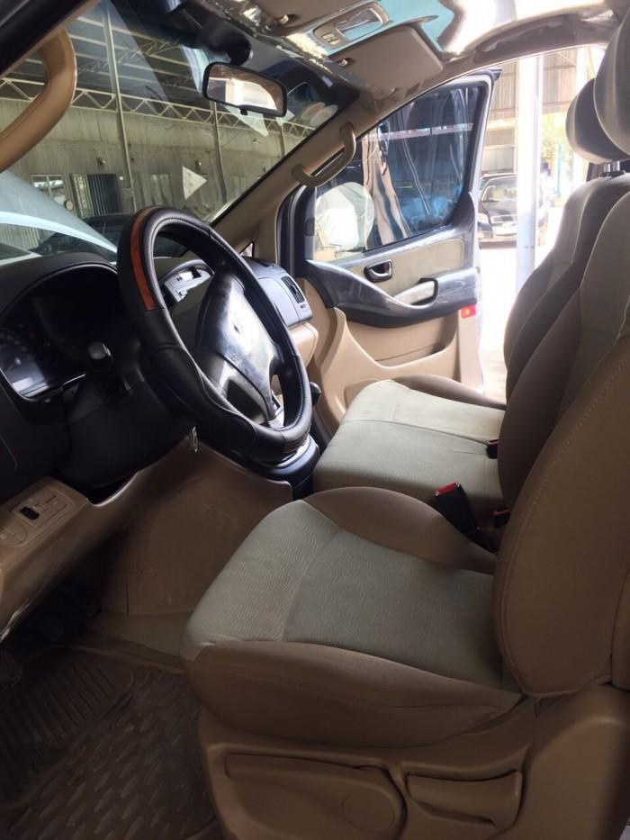 Bán Hyundai Starex đời 2015, nhập khẩu, 798tr còn thương lượng cho khách thiện chí, nhanh gọn