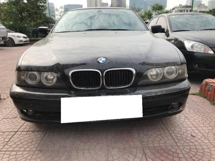 BMW 525i sản xuất năm 2003 Số tự động Động cơ Xăng