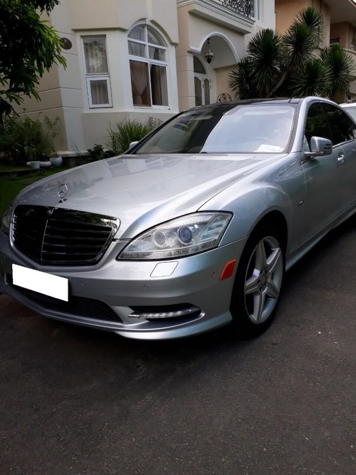 Cần tiền bán gấp S400, sx 2009 hybrid,, tự động, máy xăng, màu xanh đá cực hiếm,