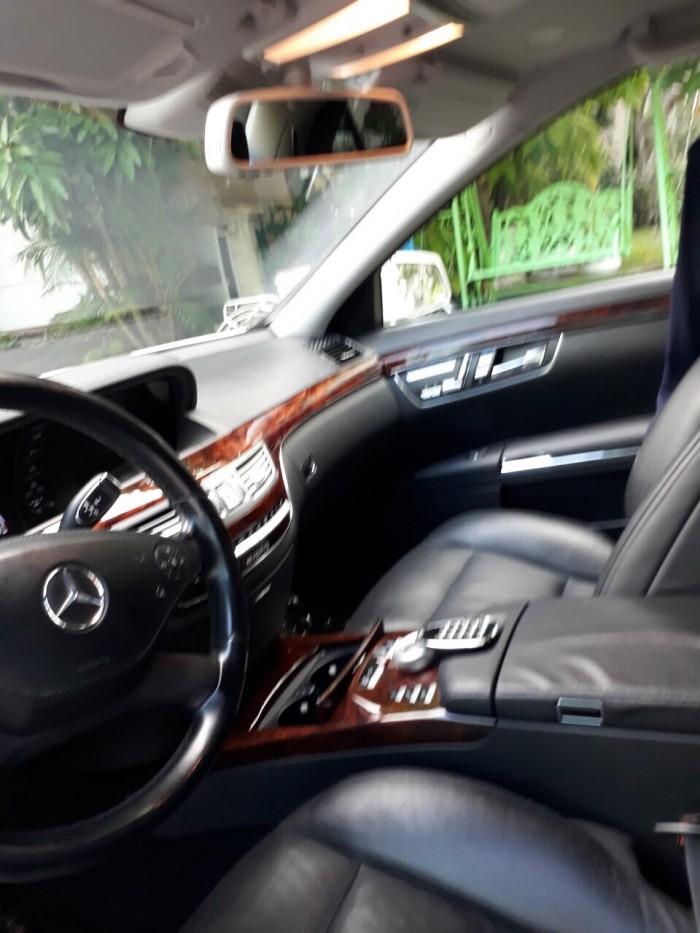 Cần tiền bán gấp S400, sx 2009 hybrid,, tự động, máy xăng, màu xanh đá