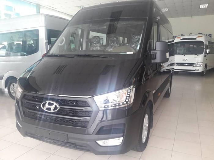 Xe 16 Chỗ Hyundai Solati 2018 Trả Trước 20% Nhận Xe, Tặng Gói Tài Chính 30 Triệu 3