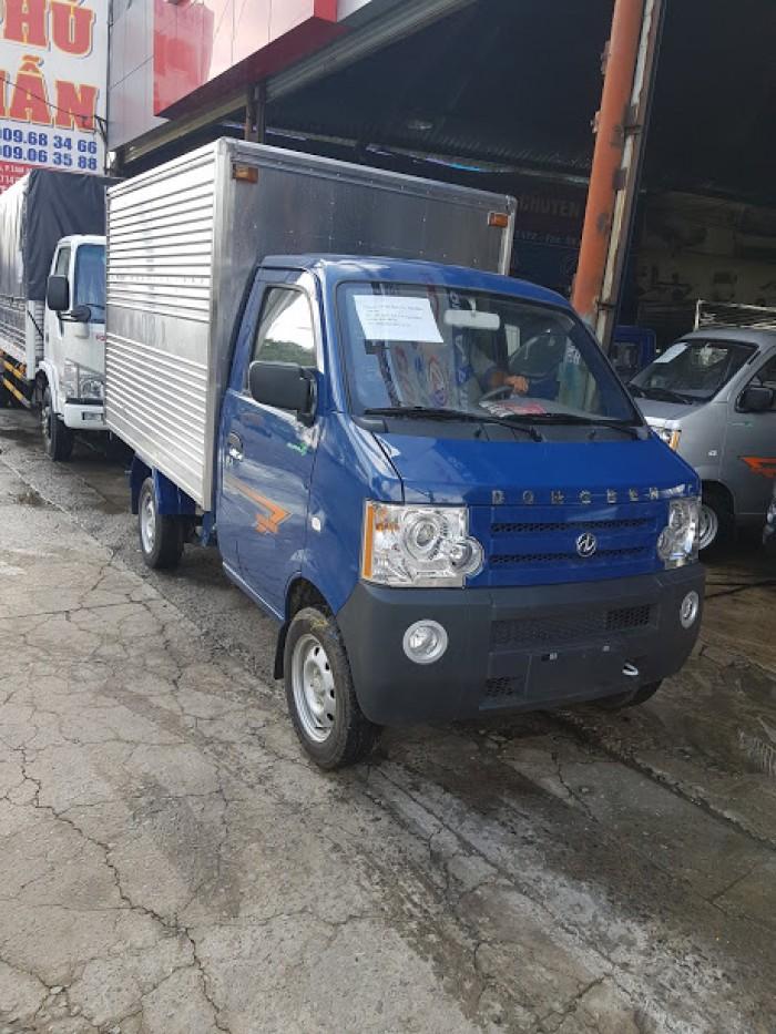 Xe tải Dongben 870kg mới 100%, bán trả góp toàn quốc, chỉ 30tr nhận xe ngay