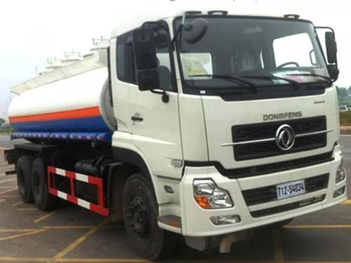 Xe chở xăng dầu  16 khối Dongfeng