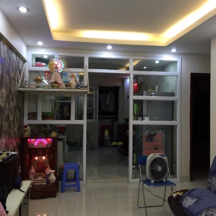 Cần cho thuê gấp căn hộ Copac đường Tôn Đản Q4, Dt 78m2, 2 phòng ngủ