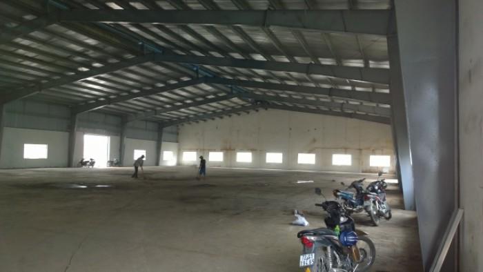 Cho thuê nhà xưởng 1.495m tại Phú Nghĩa, Chương Mỹ Hà Nội mới đẹp