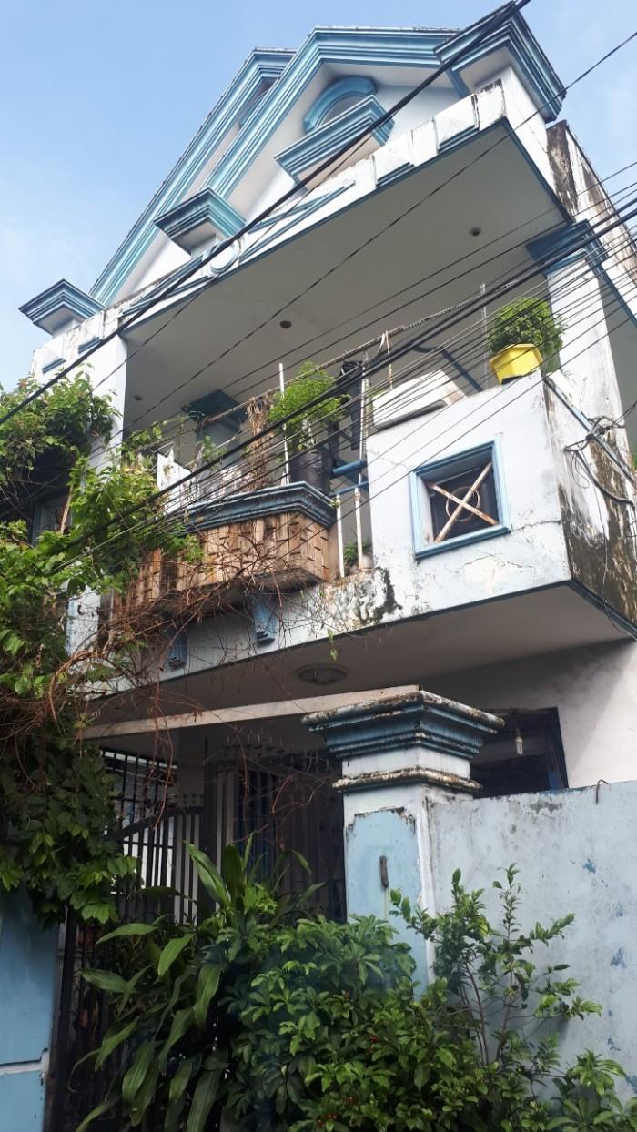 Bán nhà lớn 9x18.30m2 đường to cuối đường Lê Thị Nho & Hà Thị Khiêm 1/ TMT9A Q12 6TY8