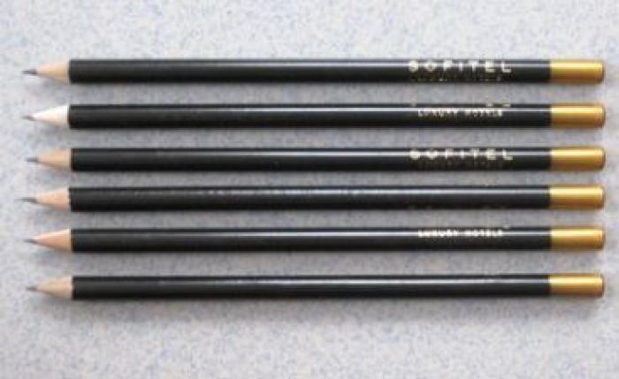 Chuyên sản xuất bút chì in logo theo yêu cầu số lượng lớn6
