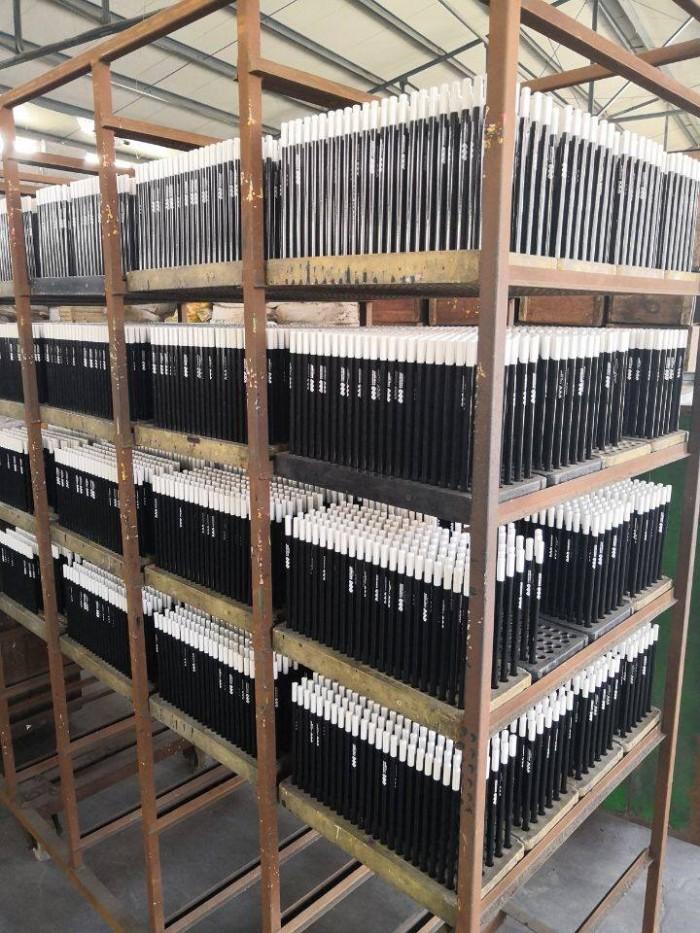 Chuyên sản xuất bút chì in logo theo yêu cầu số lượng lớn0