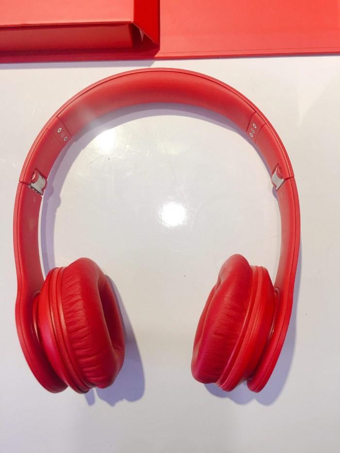 Tai Nghe Beats Solo HD ( Có Dây ) - Màu Đỏ - New0