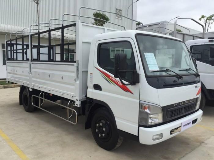 Bán xe Mitsubishi Canter 4,99 , tải trọng 2,1 tấn,  tại Bình Phước - Đắk Nông