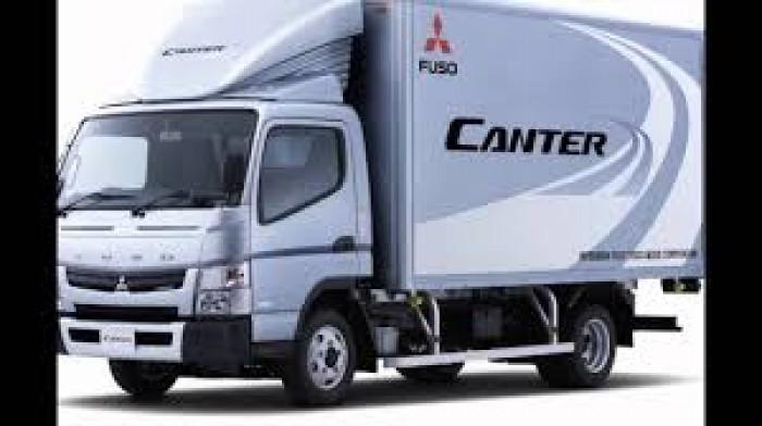 Giá xe Mitsubishi Canter 4,99 , tải trọng 2,1 tấn,  tại Bình Phước - Đắk Nông 0