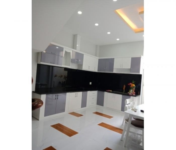 Bán nhà hẻm Dương Văn Dương, DT 5.5m x 7.2m, 4 phòng trọ