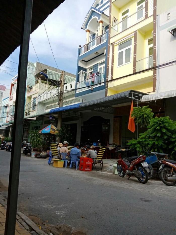 Bán Nhà 1 Trệt 1 Lững 2 Lầu Đường Số 19 P. An Khánh Q. Ninh Kiều Cần Thơ