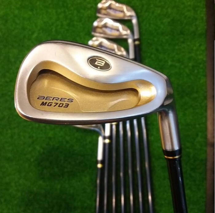 Bộ gậy golf Irons Honma Beres 2 sao MG803 cũ (Đã bán) Mới 100%, giá:  14.500.000đ, gọi: 0903 90 95 97, Quận Tân Bình - Hồ Chí Minh, id-df531400