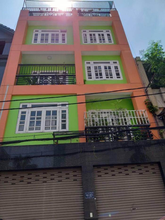 HXH Nam Kì Khởi Nghĩa. 7.5x14. 3 Lầu