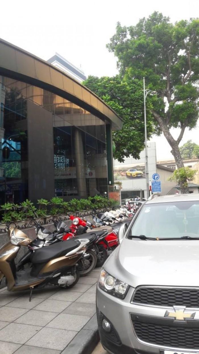 Bán nhà mặt phố Trường Chinh Thanh Xuân 105m2 mặt tiền 7m sổ đỏ nở hậu hình L