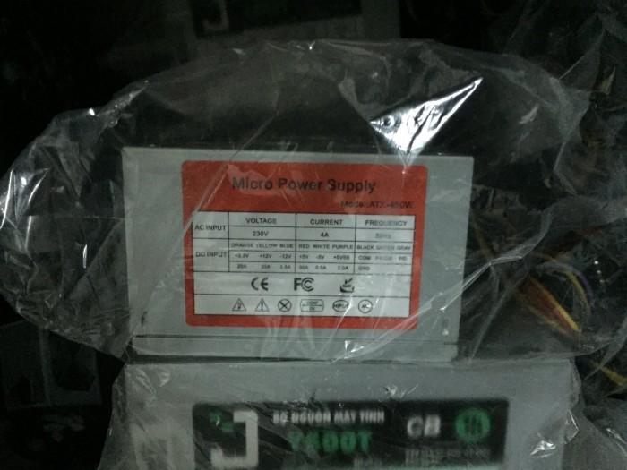 Nguồn Mini BM/ATX Micro 450Wchính hãng0