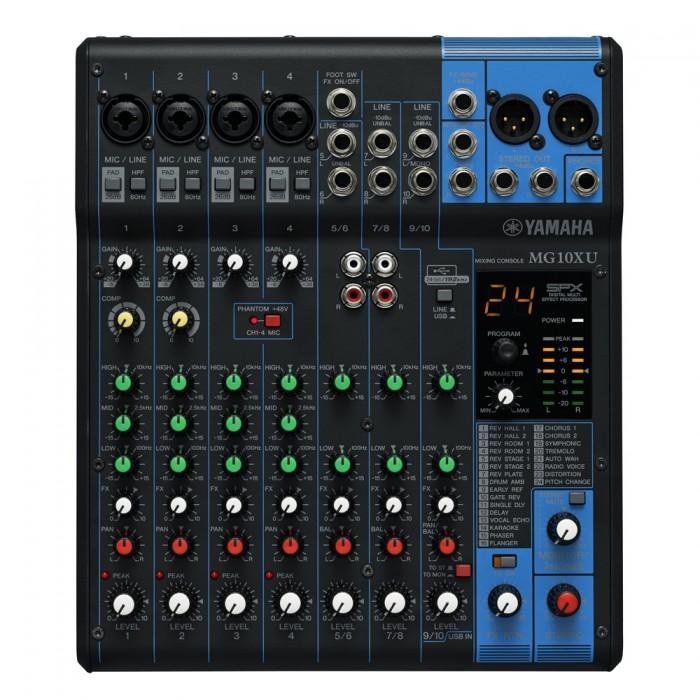 Mixer Yamaha MG10XU0